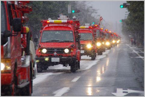 消防本部に1波だけ残る150MHz帯アナログ波とは
