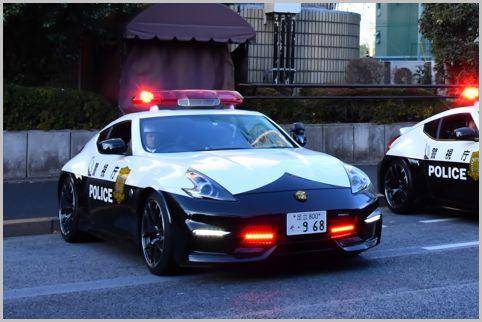 交通機動隊のパトカーには速度制限がなかった?