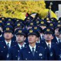 1人あたりの警察官数が東京都の次に多いのは?