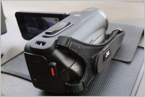 Wi-fi接続で遠隔で無人監視できるビデオカメラ