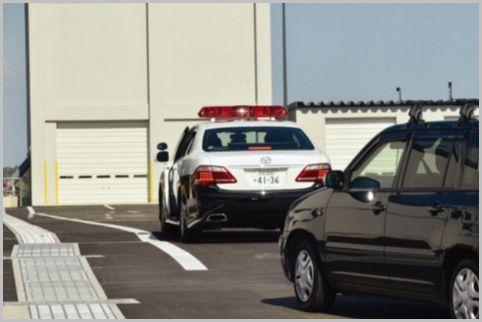 警察の取締りが激増した「車間距離不保持」に注意