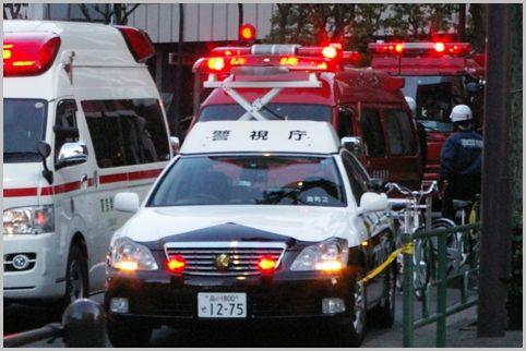 パトカーと消防車・救急車のサイレン音の違いとは