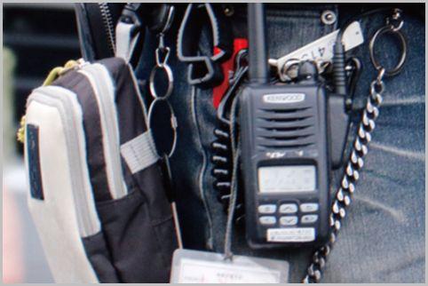 マスコミ無線の秘話コードを受信機で解析する