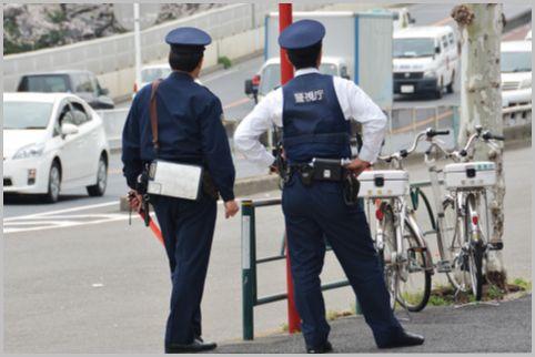 バリエーション豊富な警察官の制服の着心地は?