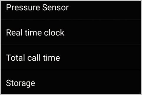 中古Xperiaはテストモード裏コマンドで動作確認