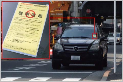 駐車禁止の標識がなくても違反になる場所とは?