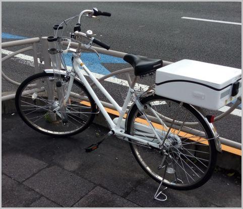 交番の警察官が乗っている自転車は1台いくら?