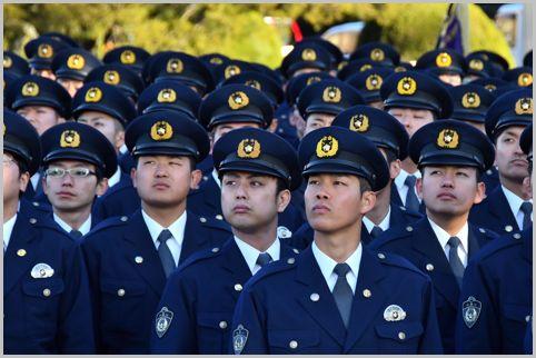 警察官の国家公務員と地方公務員との境界線は?