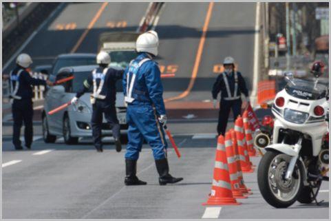 スピード違反は時速何キロオーバーで捕まるか?