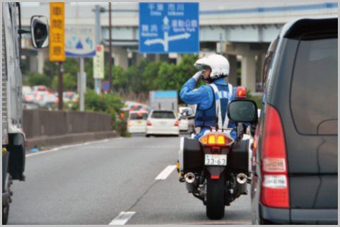 間違ったウインカーは「合図不履行」の交通違反
