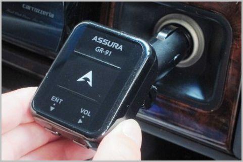 ワンタッチでセット可能なオービス警報器とは?