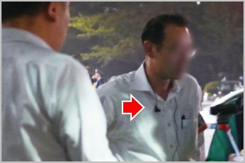 デモや集会に紛れる私服の公安警察の目印とは