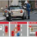 交通機動隊がノルマ達成に狙う交通違反ベスト3