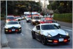 パトカーなどが付ける赤色回転灯の「色」の意味