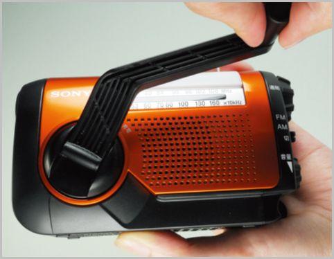ソニーの手回しラジオに人気が集まっている理由