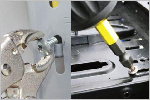 「なめたネジ」をスマートに外せる特殊工具2種