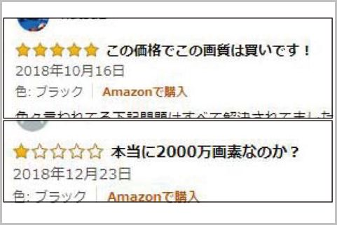 Amazonレビュー「やらせ」を見抜く最新テク6つ