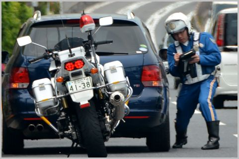 警察が摘発強化中の「横断歩行者等妨害等」とは
