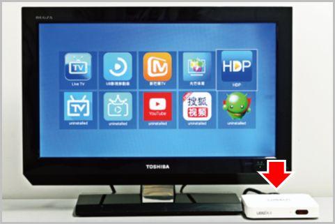 世界のテレビが視聴可能「Android TV Box」とは