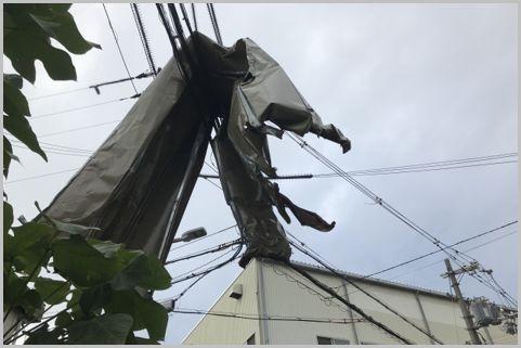 復旧の進み具合が把握できる電力会社の無線とは
