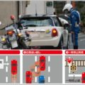 年末年始に交通機動隊が取り締まる交通違反は?