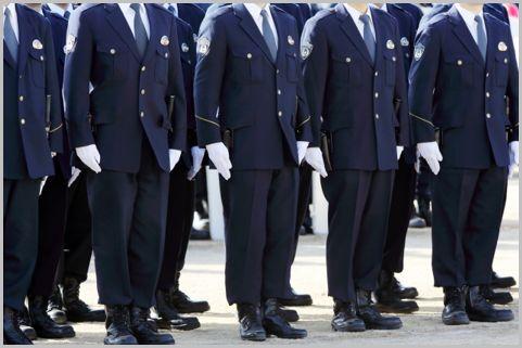 ノンキャリアの警察官が出世できる限界と退職金