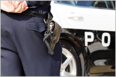 警察官が所持する「回転式拳銃」の3種類とは?