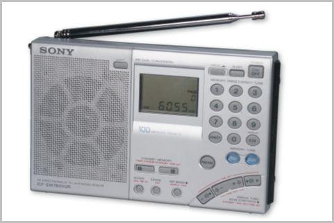 生産終了で人気が上がった国産BCLラジオの性能