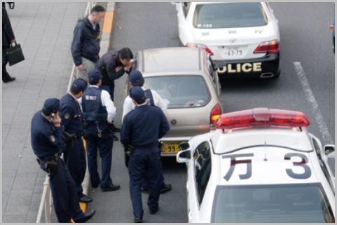 元警察官が教える職務質問で早く解放される方法