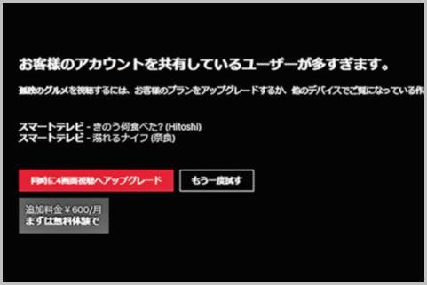 Netflixほか動画配信「同時視聴数」を検証した