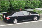覆面パトカーの追尾を警察無線から察知する方法