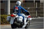 白バイが待機「違反がおこりやすい交差点」とは