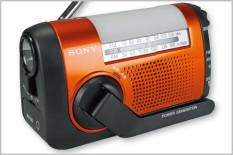 品薄だったソニー「手回しラジオ」が翌日出荷に