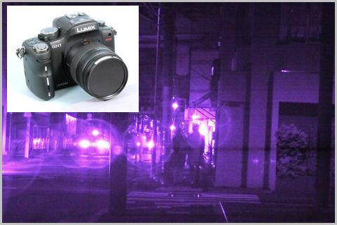改造済み「赤外線カメラ」手っ取り早い入手方法