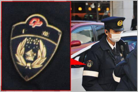制服に「バラ」が縫い込まれた都道府県警察は?