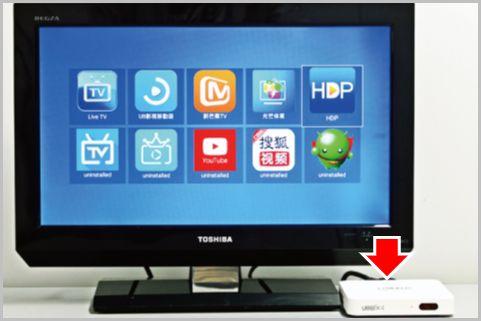 世界中のテレビをタダ見「Android TV Box」とは