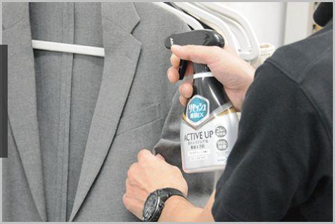 男性向け消臭スプレーで加齢臭を除去できるか?