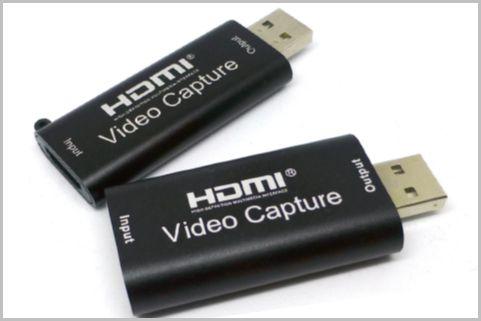 安価で出回る「HDMIキャプチャデバイス」裏機能