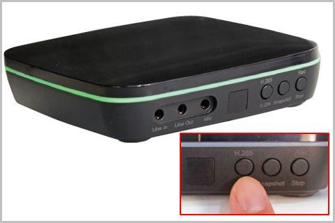 「HDMI裏レコーダー」最新モデルの裏コマンド