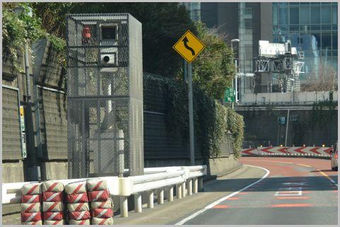 高速道のオービス作動は時速40キロ超以上の根拠