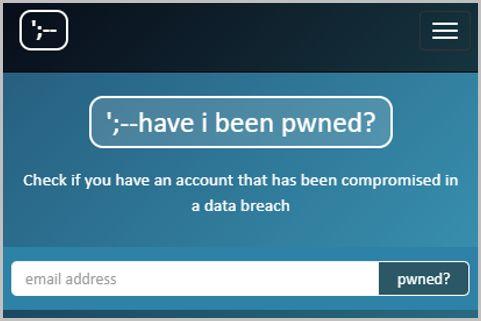 メアド入力でパスワード漏洩の有無を調べる方法