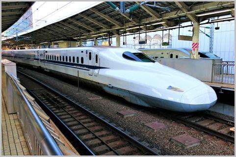 ICタッチで乗れる新幹線の料金を割安にする方法