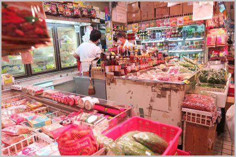 「アメ横センタービル地下街」はレア食材の宝庫