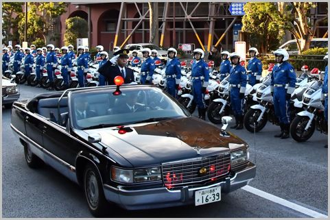 警察官の地方公務員と国家公務員との境界線は?