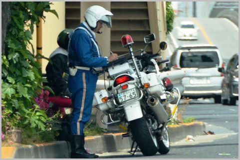 取り締まり件数が大幅増している交通違反とは?