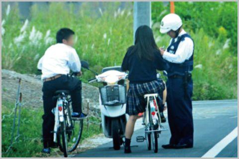 なぜ職質で自転車の「防犯登録」を確認するか?