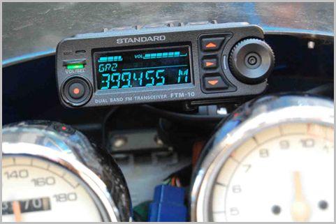 バイク用アマチュア無線機セットのおトク度は?