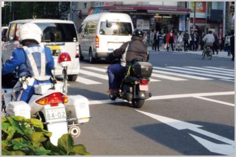意外と知らない交差点で注意すべき交通違反6つ