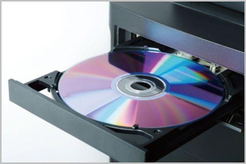 ブルーレイ・DVDを空のメディアに丸ごとコピー