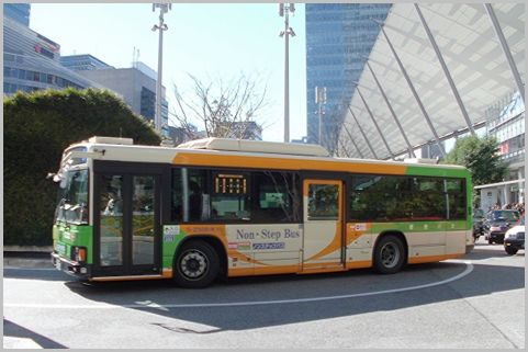 SuicaとPASMOでバスに乗るとポイントが貯まる件